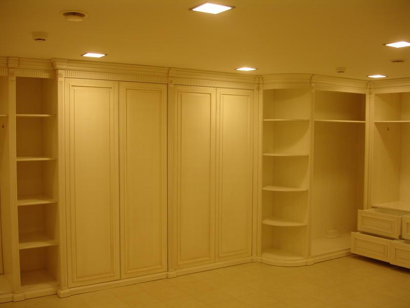 Гардеробная альбано шкаф на заказ по индивидуальным размерам.