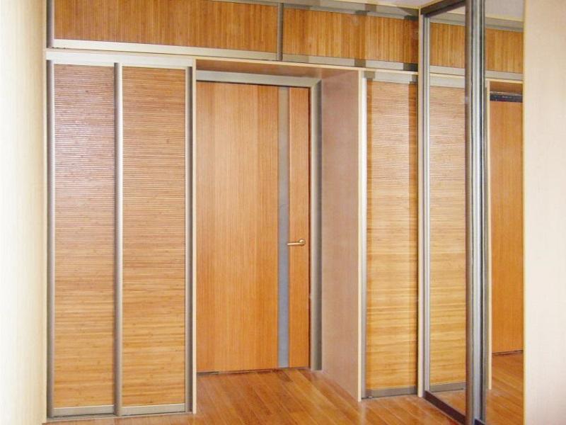 Шкаф вокруг двери айлен шкаф на заказ по индивидуальным разм.