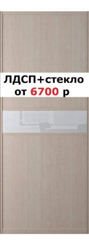 ЛДСП+стекло от 6700 р